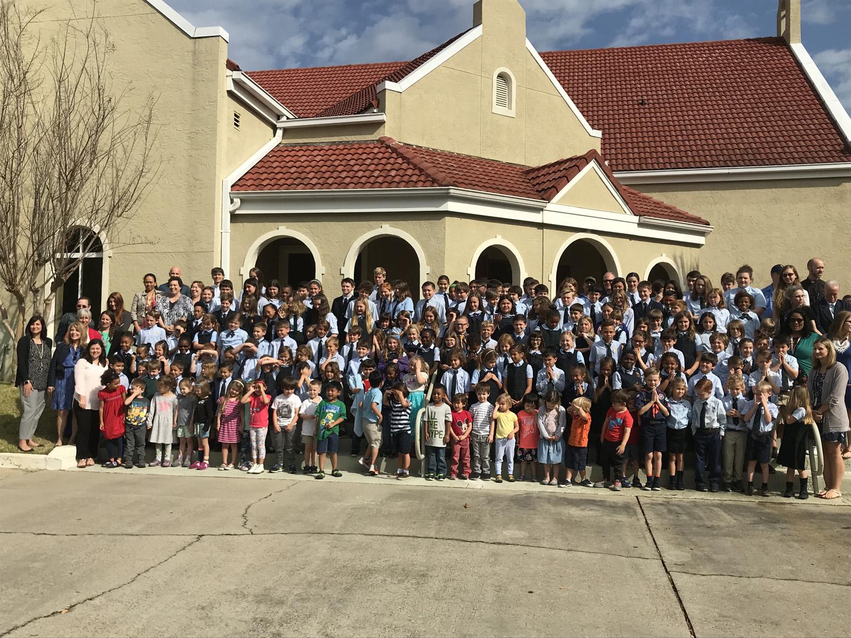 History and Mission – St  John Catholic School